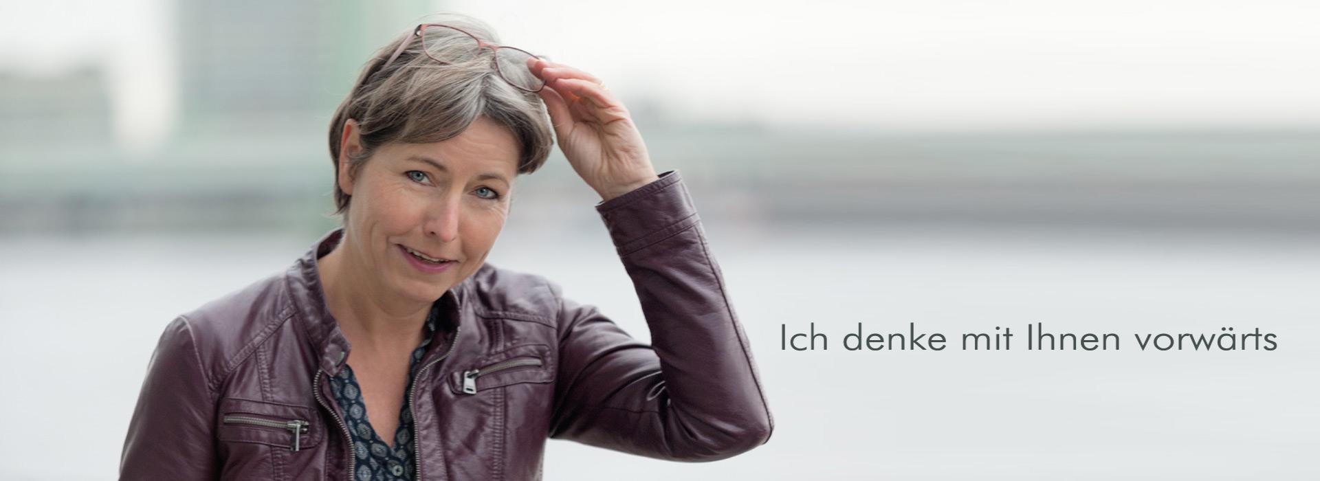 Coaching Köln. Sibylle Kaminski. Erfolgswege für Menschen und Unternehmen