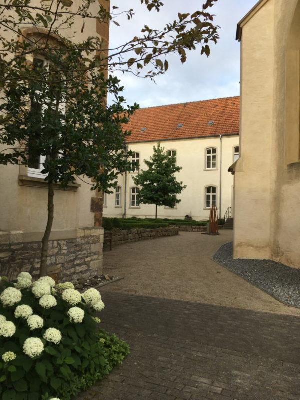 Kloster Vinnenberg Innenhof
