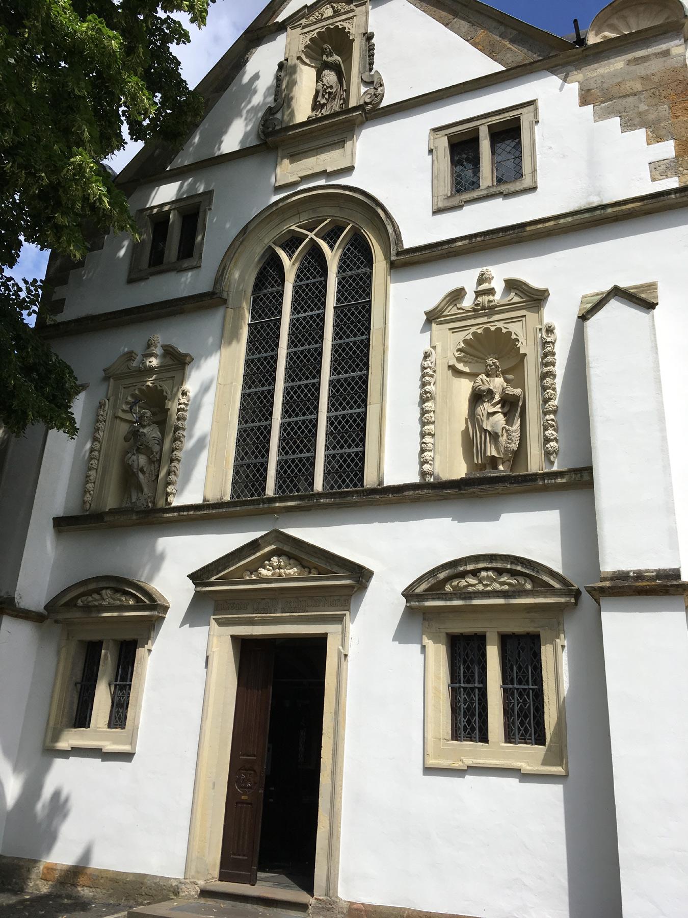 Wallfahrtskirche Vinnenberg
